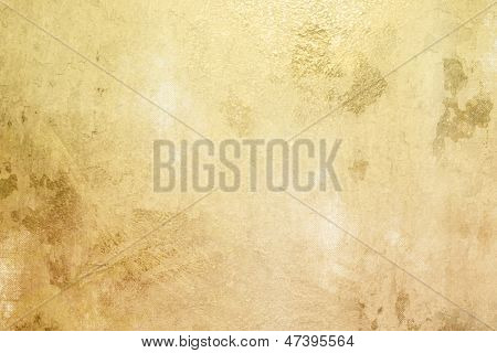 Golden background - gold texture