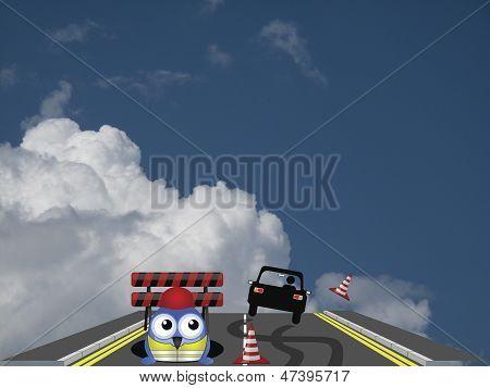 Auto Schleudern