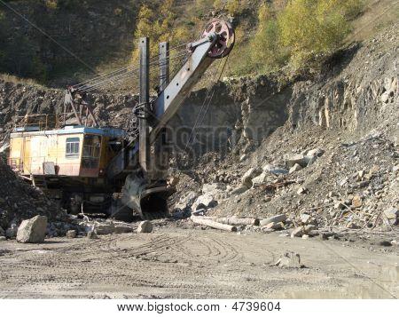 Stoning Machine