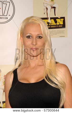 Bridgette Newell at the premiere of