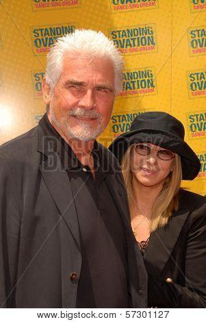 James Brolin, Barbra Streisand at the