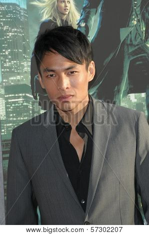 Gregory Woo  at the
