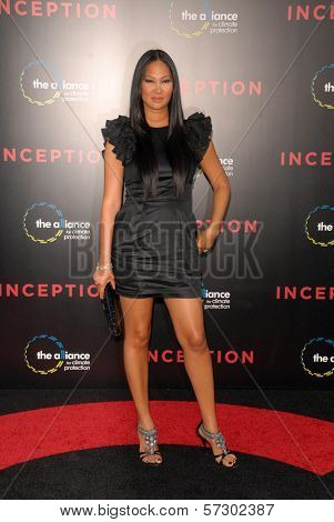 Kimora Lee at the