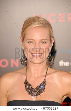 Sharon Case  at the