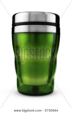 Green Thermic Mug
