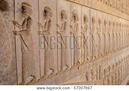 Man In Persepolis