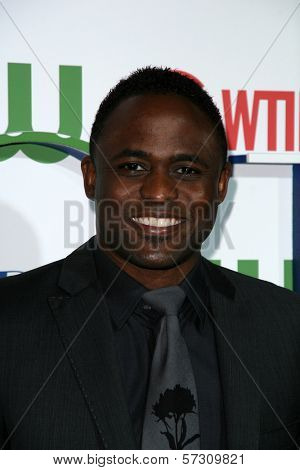 Wayne Brady  at the CBS, The CW, Showtime Summer Press Tour Party, Beverly Hilton Hotel, Beverly Hills, CA. 07-28-10