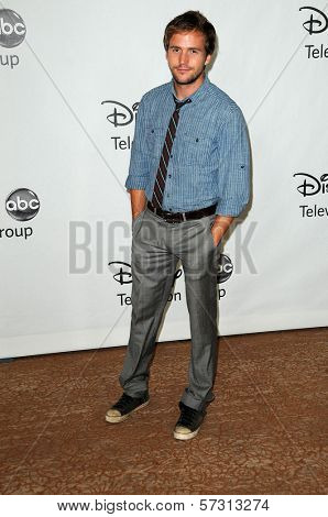 Michael Stahl-David at the Disney ABC Television Group Summer 2010 Press Tour, Beverly Hilton Hotel, Beverly Hills, CA. 08-01-10