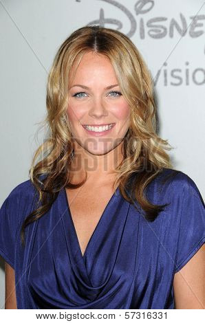 Andrea Anders at the Disney ABC Television Group Summer 2010 Press Tour, Beverly Hilton Hotel, Beverly Hills, CA. 08-01-10