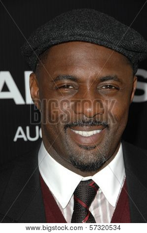 Idris Elba  at the