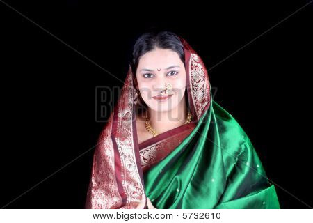 Indian Lady