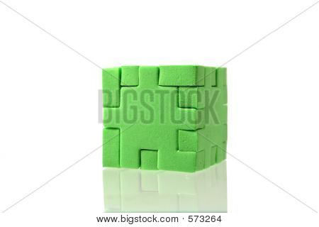 Big Green Block