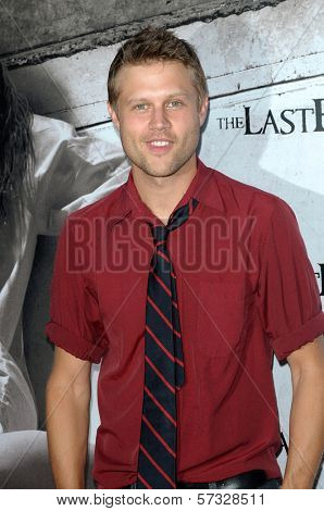 Adam Grimes  at a Special Screening of