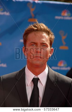Desmond Harrington  at the 62nd Annual Primetime Emmy Awards, Nokia Theater, Los Angeles, CA. 08-29-10