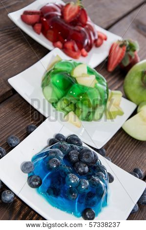 Jello (different Sorts)
