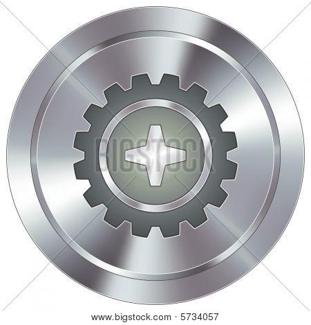 Modern setting button