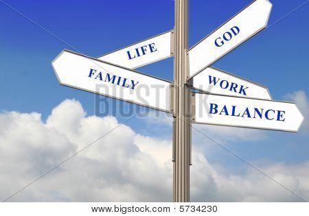 Life, Work And Balance