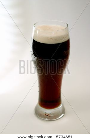Beer Glass Of Bitter