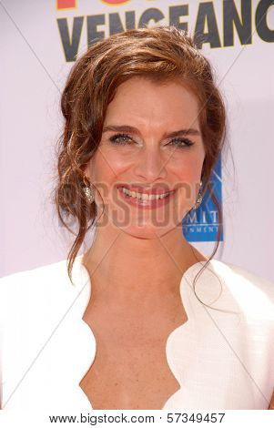Brooke Shields  at the Los Angeles Premiere of