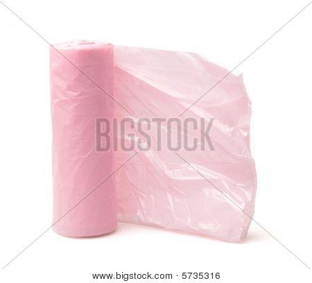 plastic bags roll