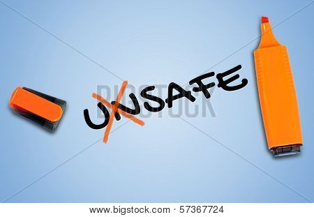 Unsafe Word