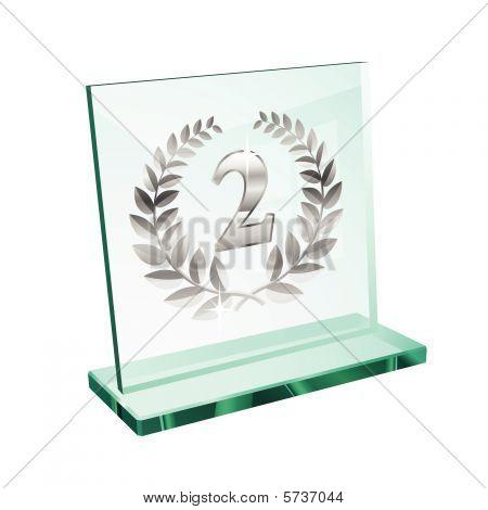 Silver Trophy für die zweite