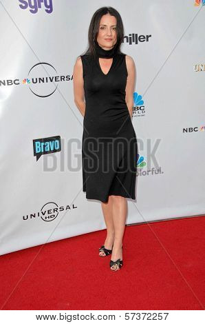 Jenni Pulos at The Cable Show 2010: An Evening With NBC Universal, Universal Studios, Universal City, CA. 05-12-10