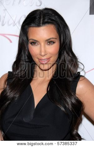 Kimberly Kardashian at Kelly Osbourne Charity Clothing Drive for My Friend's Place, MI6, West Hollywood, CA. 05-26-10