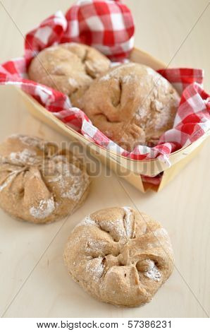 Home made Bread Rolls