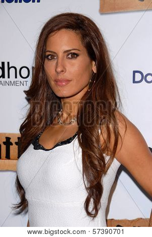 Kerri Kasem at the Red Carpet Launch Party for