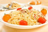 Spaghetti Carbonara poster