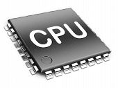 image of processor socket  - Central Processor unit concept - JPG
