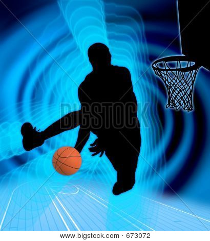 Basketball Art 4