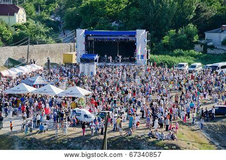 Concert In Feodosia