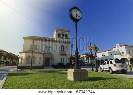 Town Hall Palm Beach