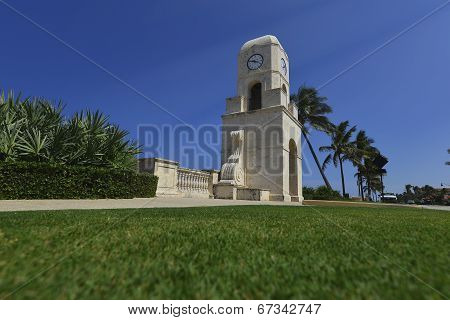 Worth Avenue Clock Tower