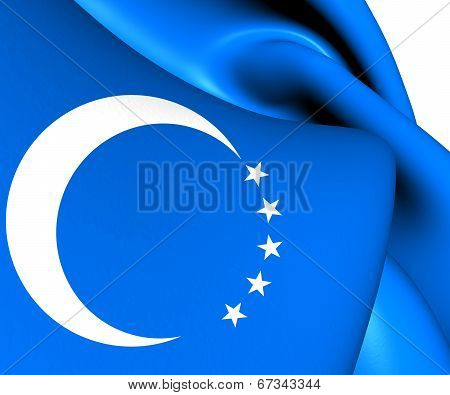 Flag Of Iraqi Turkmens
