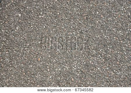 Texture Of An Old Asphalt Surface