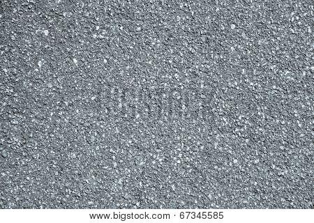 Rough Texture Of An Old Asphalt Surface