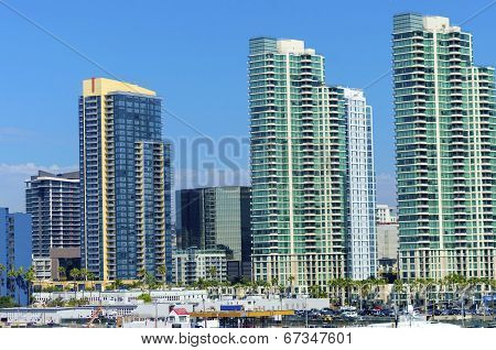 Downtown San Diego, California