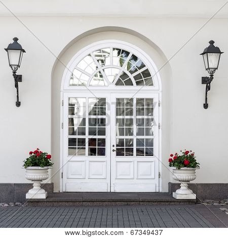 Classic Style Front Door