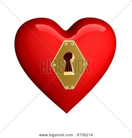Heart Lockhole