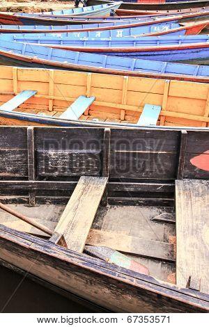 nepali boats