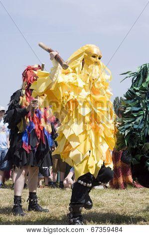 Ragmorris Dancers, Tewkesbury Medieval Festival UK 2014