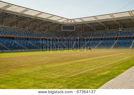 Sami Ofer football stadium
