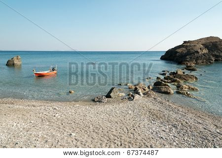 Cretan south coast