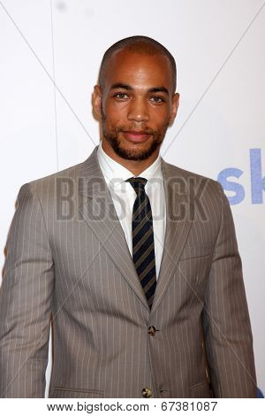LOS ANGELES - JUN 24:  Kendrick Sampson at the 5th Annual Thirst Gala at the Beverly Hilton Hotel on June 24, 2014 in Beverly Hills, CA