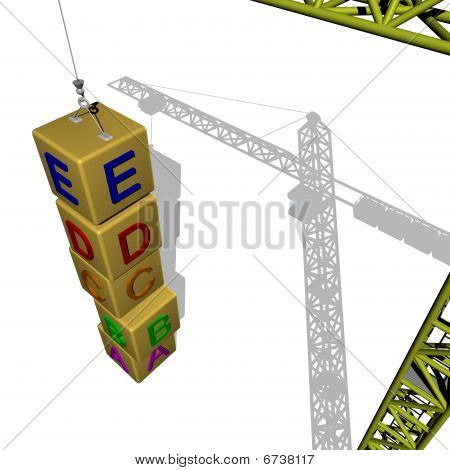 Crane Building Blocks