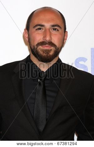 LOS ANGELES - JUN 24:  Michael Rossi at the 5th Annual Thirst Gala at the Beverly Hilton Hotel on June 24, 2014 in Beverly Hills, CA