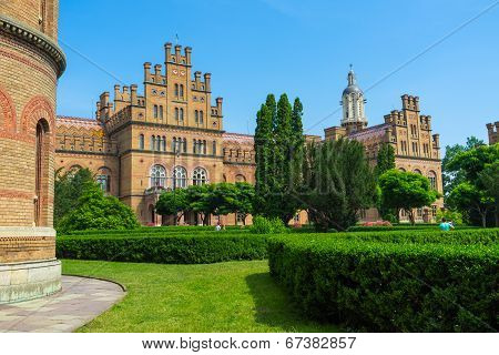 The Proud Of Chernivtsi